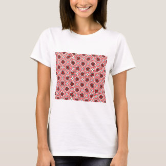 romanian traditional ethnic costume motif seamless T-Shirt
