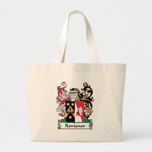 Romanov Family Crest Bag