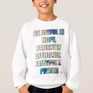 Romans 12 sweatshirt