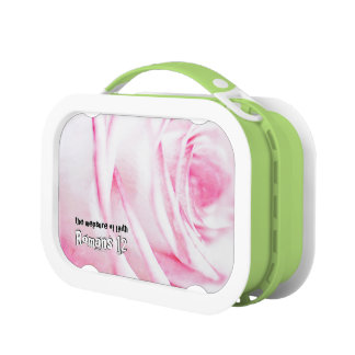 Romans chapter 12 lunch box