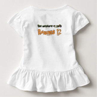 Romans chapter 12 toddler t-shirt