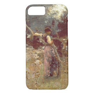 Romantic Anticipation 1878 iPhone 7 Case