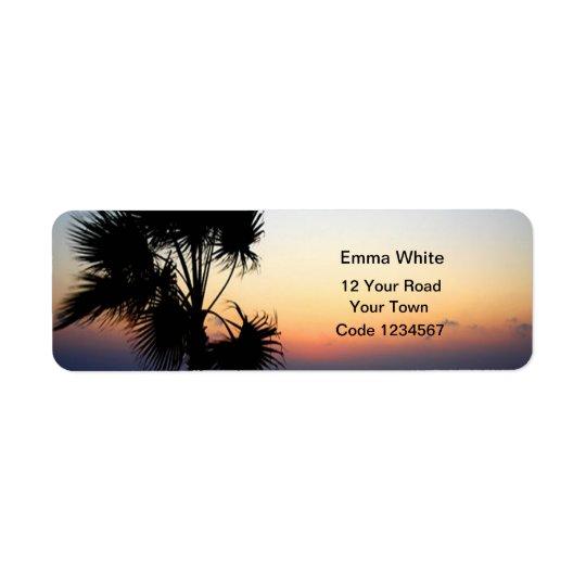 Romantic Beach Self Addressed
