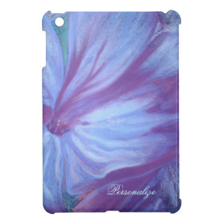 Romantic Blue Floral iPad Mini Cases
