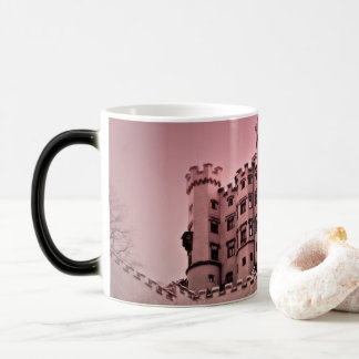 Romantic Castle Morphing Mug