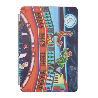 Romantic chase on the Bridge of sighs, Venice iPad Mini Cover