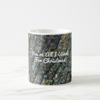 Romantic Christmas mug