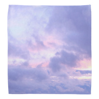 Romantic Evening Sky Bandana