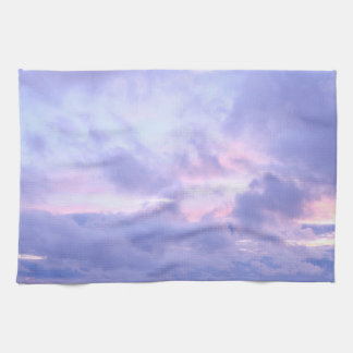 Romantic Evening Sky Kitchen Towel