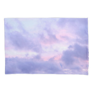 Romantic Evening Sky Pillowcase