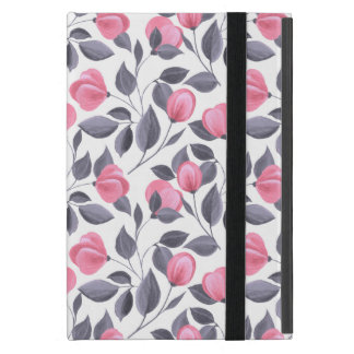Romantic flowers 1 iPad mini cases