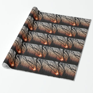 Romantic Glossy Wrapping Paper, 30 in x 6 ft Wrapping Paper