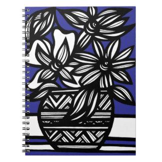 Romantic Imaginative Calm Harmonious Note Book