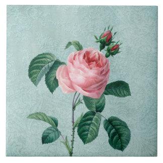 Romantic Lace Rose Tiles