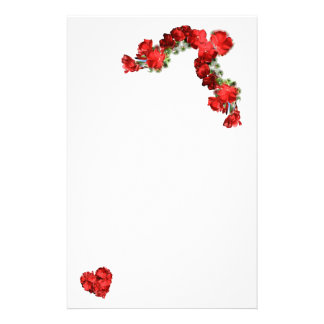 romantic letter paper stationery