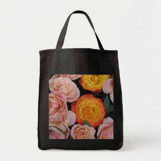 Romantic Love Bouquet Tote Bag