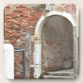 Romantic Old Venice Beverage Coasters