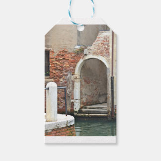 Romantic Old Venice Gift Tags