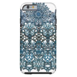 romantic ornament arabesque tough iPhone 6 case