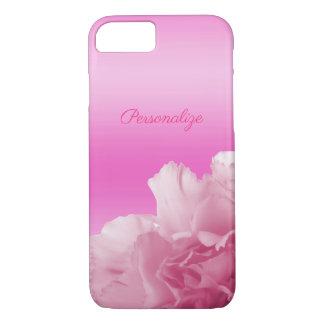 Romantic Pink Carnation iPhone 8/7 Case