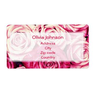 Romantic Pink Roses