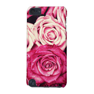 Romantic Pink Roses iPod Touch (5th Generation) Cases