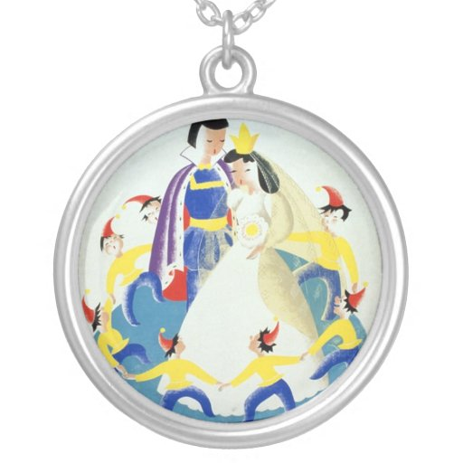 Romantic Prince Charming Necklace