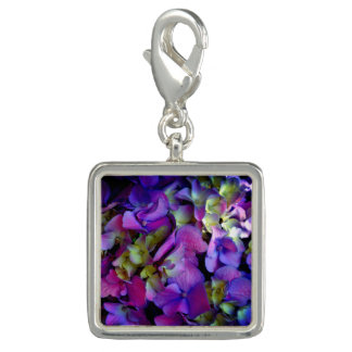 Romantic purple Hydrangeas Charms