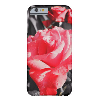 Romantic Red Roses Barely There iPhone 6 Case