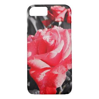 Romantic Red Roses iPhone 7 Case