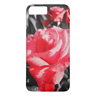 Romantic Red Roses iPhone 7 Plus Case