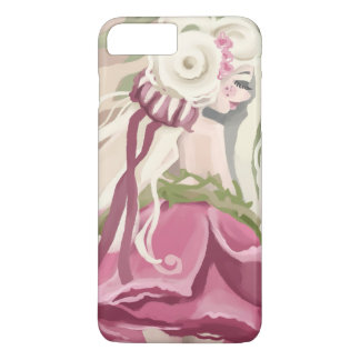 Romantic rose iPhone 8 plus/7 plus case
