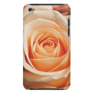 Romantic Rose Pink Rose Barely There iPod Cases