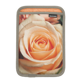 Romantic Rose Pink Rose iPad Mini Sleeve