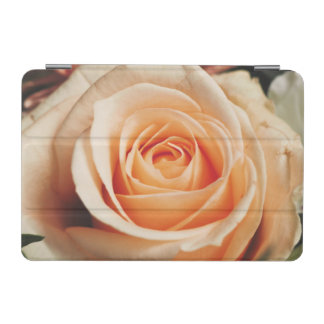 Romantic Rose Pink Roses Floral Flower iPad Mini Cover