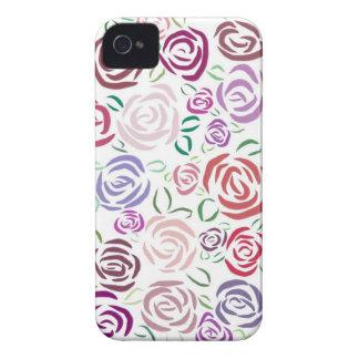 Romantic Roses, iPhone 4 Case