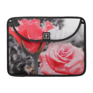 Romantic Roses MacBook Pro Sleeves