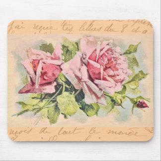 Romantic Roses Mousepad