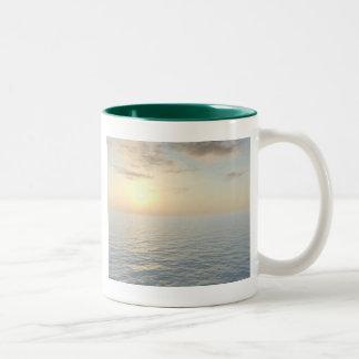 """Romantic Sea View"" Mug"