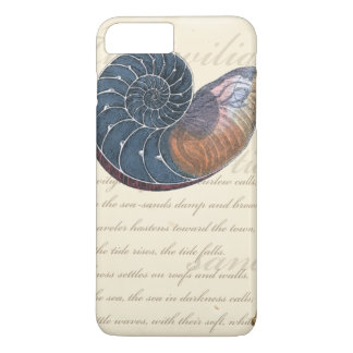 Romantic Seashell iPhone 7 Plus Case