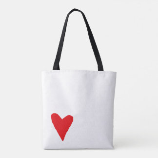 Romantic stock market with Mesaje Tote Bag