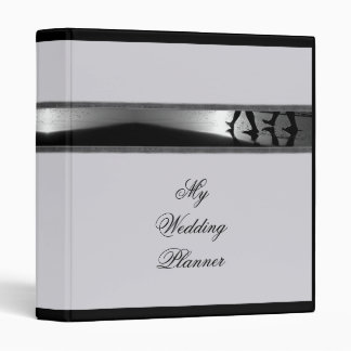 Romantic Stroll Wedding Planner Binder