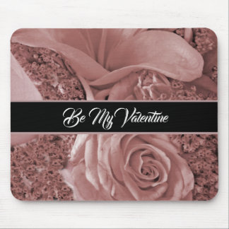 Romantic Valentines Day Gifts Mouse Pad