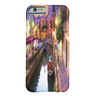 Romantic Venice Italy Canal iPhone Case
