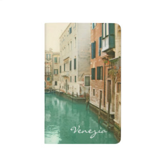Romantic Venice Pocket Journal