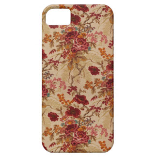 Romantic Vintage red Roses iPhone 5 Case