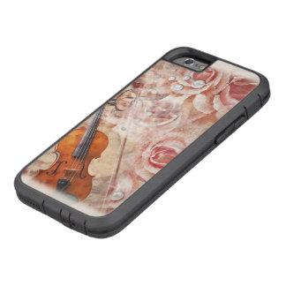 Romantic Violin Tough Xtreme iPhone 6 Case