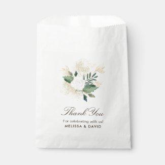 Romantic Woodland Wedding Favour Bags (50)