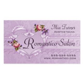 Romantico L carte de visite