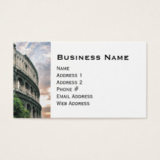 Rome Business Card
